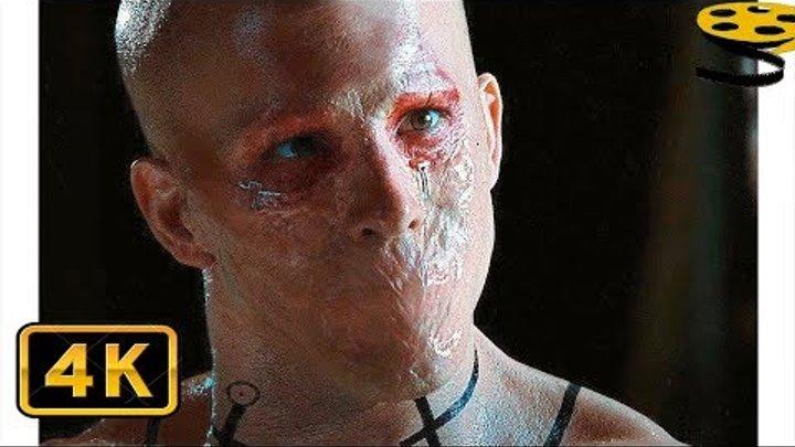 Росомаха и Саблезубый против Дэдпула (Часть 1) | Люди Икс: Начало - Росомаха (2009) 4K ULTRA HD