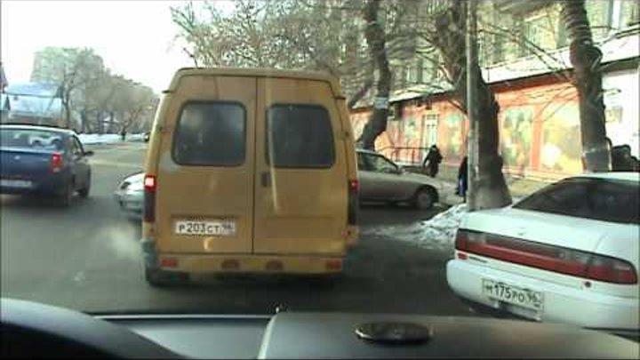 Подвоз избирателей в ТЦ Карнавал