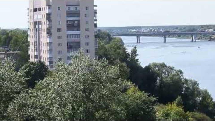 Вышка сотовой связи на 50 лет Октября, Тверь.