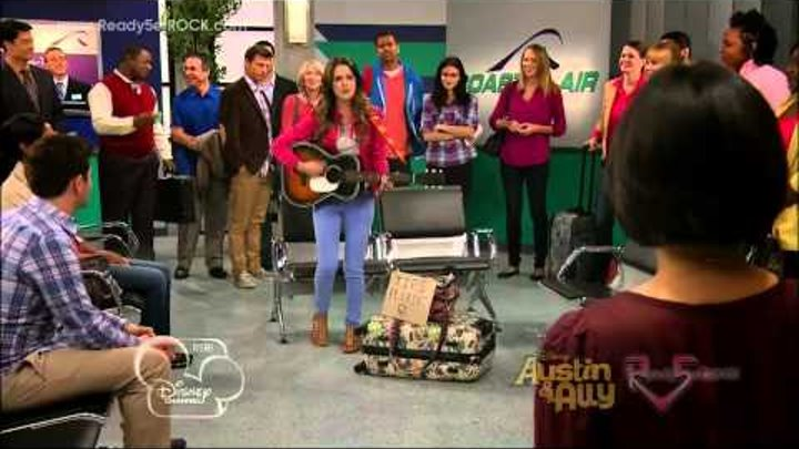 Ally Dawson (Laura Marano) - The Me That You Don't See (Acoustic) [HD]