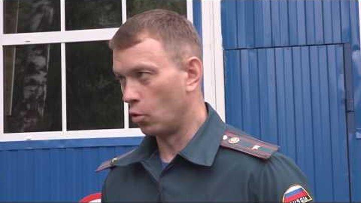 Начальник Ярцевского пожарно спасательного гарнизона о пожарной обстановке за I полугодие 2017 года