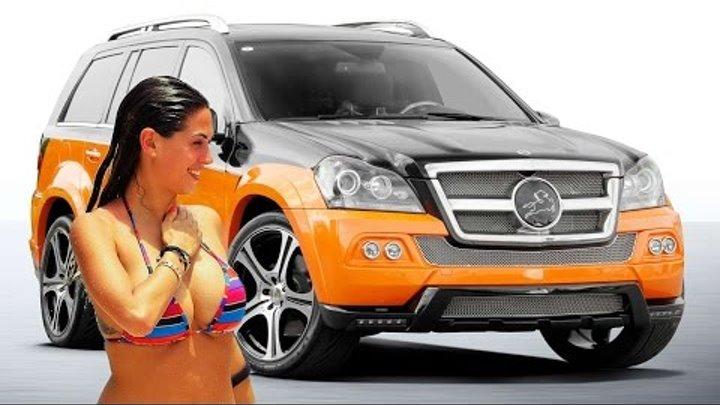 #294. Тюнинг Mercedes-Benz CGL 45 Royale (X164) Carlsson Last Edition 2012