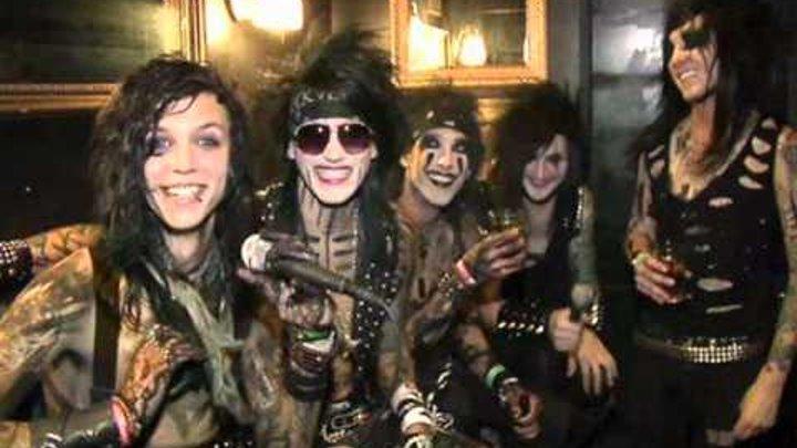 Black Veil Brides-Set The World On Fire