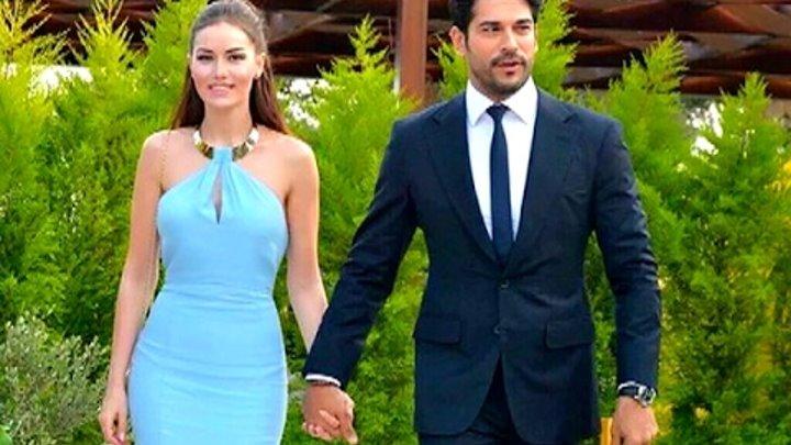 Турецкие актеры – Свадьбы 2016 года – Кыванч Татлытуг – Синем Кобал – Эзги Эюбоглу