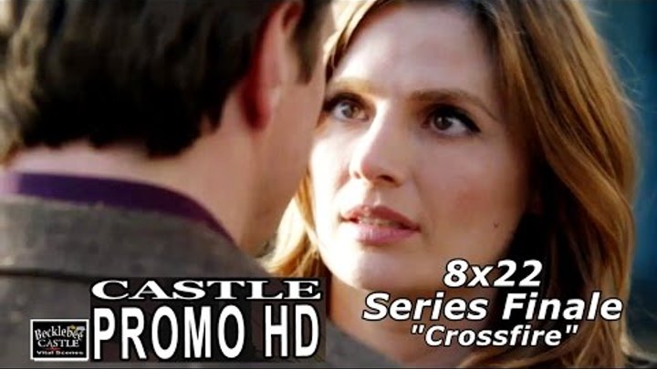"Castle 8x22 Promo - Castle Season 8 Episode 22 Promo Season Finale ""Crossfire"" (HD)"