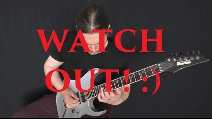 Maxim Perepelkin - Crazy Guitar Shredding - 3