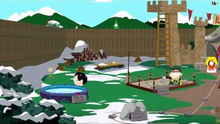 South Park - The Stick Of Truth 2014 // Южный Парк - Палка Истины 2014 #1 1080p
