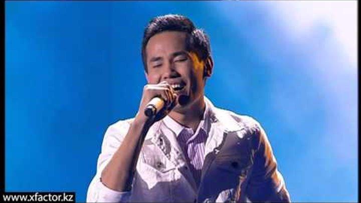 """Астана Каргабай. """"Туган Жер"""". X Factor Казахстан. 4 концерт. Эпизод 13. Сезон 6."""
