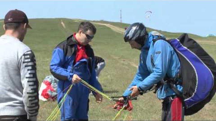 Дагестан Полёты на парапланах на Пушкин Тау