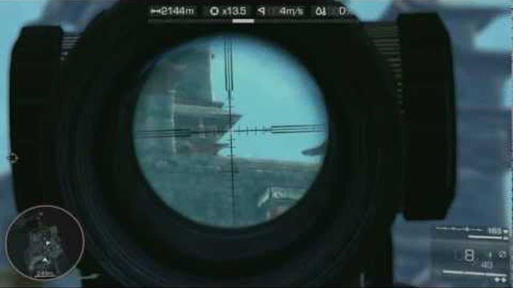 Снайпер. Воин-призрак 2 - Геймплейный тизер