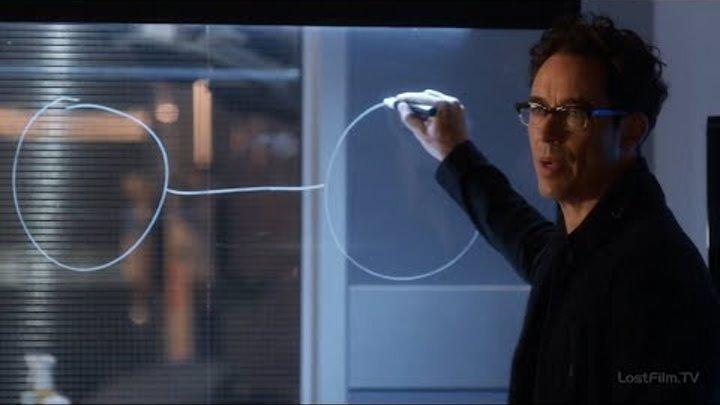 Харри объясняет существовании Эобарда Тоуна | Флэш (2 сезон 11 серия)