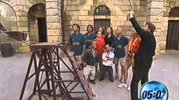 Fort Boyard (Форт Боярд). Серия 13. Русский сезон. [Часть 2]