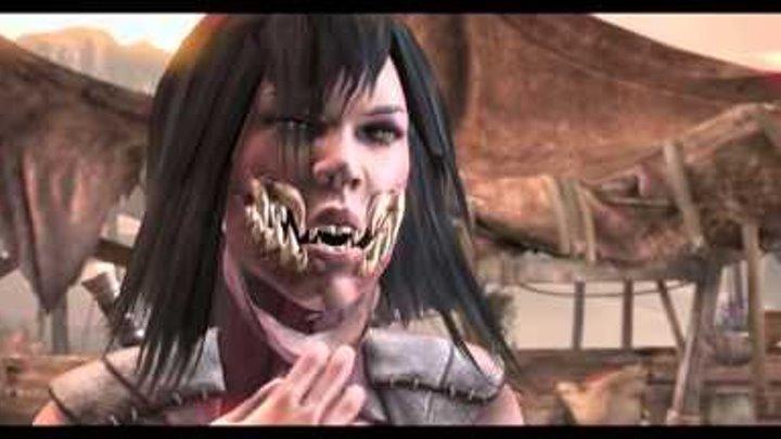 10 самых самых жестоких фаталити в Mortal Kombat X