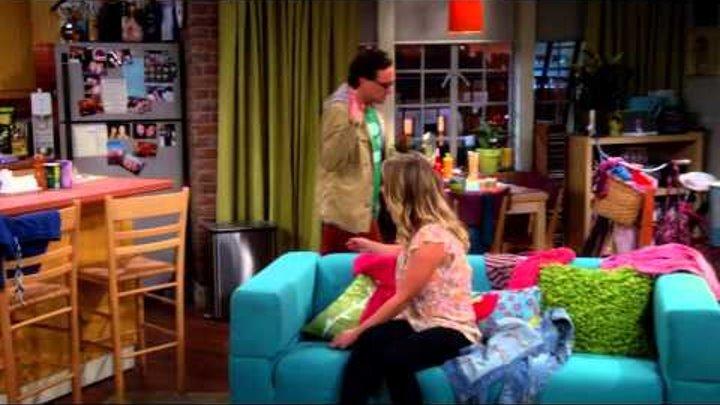 The Big Bang Theory - Penny and Leonard's Proposal S07E23 [HD]