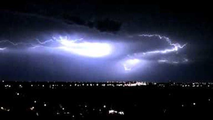 Slow Motion Lightning Strikes pt.6