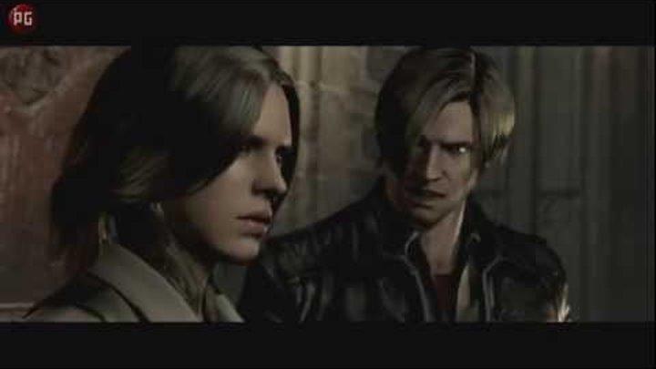 Resident Evil 6 - Дебютный трейлер rus