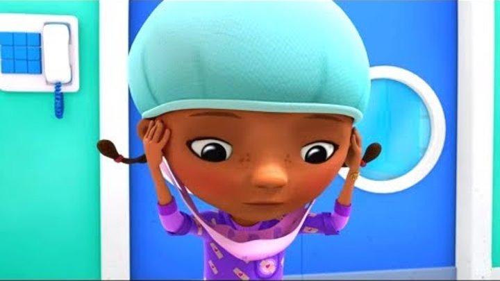 Доктор Плюшева: Клиника для игрушек. Сезон 4 серия 2 | Мультфильм Disney