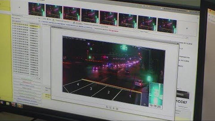 Десна-ТВ: Зоркий глаз: безопасность на дорогах контролирует ситуационный центр ГИБДД