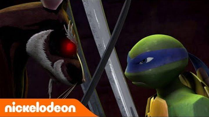 Черепашки-ниндзя   1 сезон 14 серия   Nickelodeon
