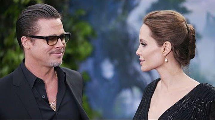 Брэд Питт и Анджелина Джоли встречаются втайне от детей - СМИ