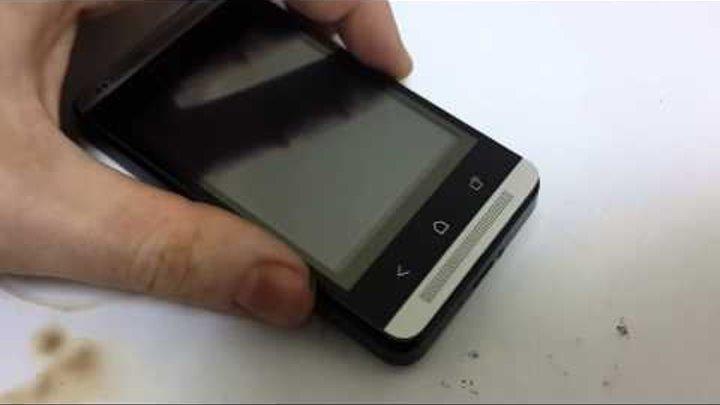 Китайцы доставили))))) Супер телефон HTC One mini
