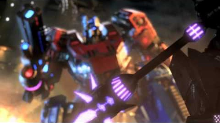 90 Second Launch Spot - Official Transformers: Fall of Cybertron Game Video