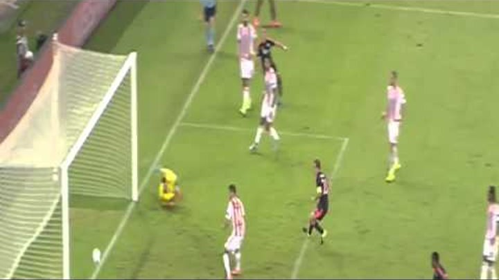 ГЁТЦЕ ГОООЛ! Олимпиакос 0 2 Бавария