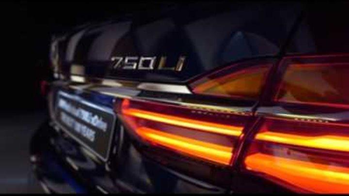 BMW Individual 7 серии NEXT 100.
