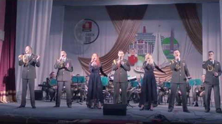 Вокальная группа ансамбля песни и пляски ВВ МВД РФ ЦРК - Благодарю тебя