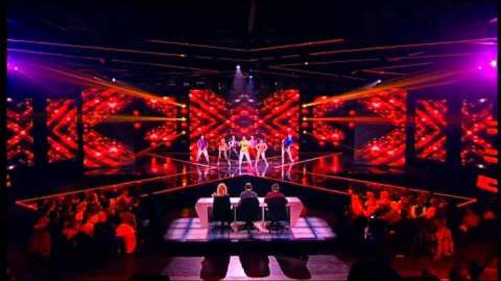 Евгений Выблов. X Factor Казахстан. 6 концерт. 15 серия. 5 сезон.