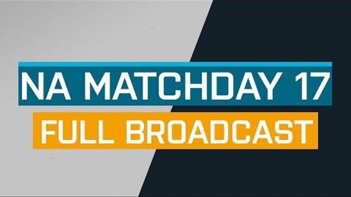 [LIVE] coL vs Selfless [Cache] - ESL Pro League Season 5 - NA Matchday 17