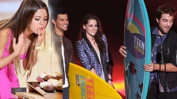 2012 Teen Choice Awards Highlights - The Vampire Diaries, Breaking Dawn