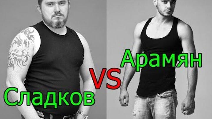 Микаэл Арамян и Денис Сладков на съемках клипа Алины Гросу (Собак@)