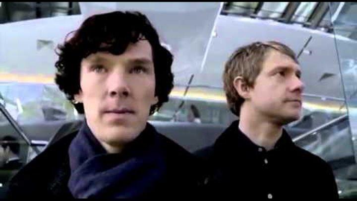 сериал 'Шерлок' 1 сезон Русский трейлер