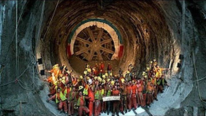 National Geographic - Суперсооружения - s01e03 - Тоннель под Ла Маншем - Channel Tunnel