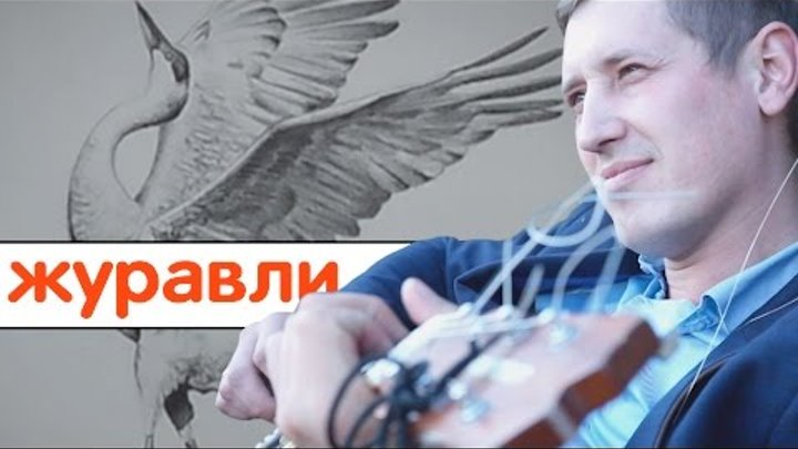 Роман Ширяев - Журавли (видеоклип)