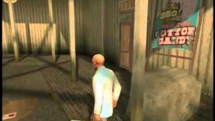 Прохождение Hitman Blood Money: Миссия 1 - Убийство Шоу-Мена (Ч-2)