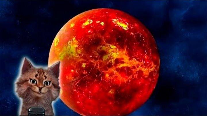 Наука для детей Космос | Венера | Семен Ученый