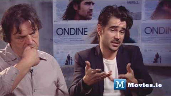 Colin Farrell & Neil Jordan Interview for Ondine