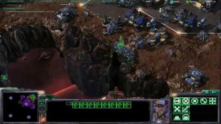 Starcraft II. Возвращение легендарной игры Старкрафт.