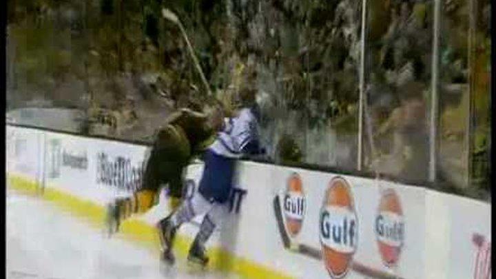 Звезды Хоккея. Россия - Канада. Убойный клип.