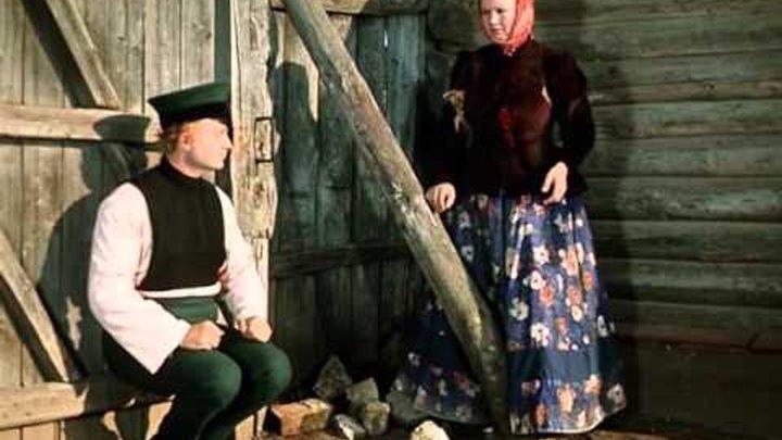 """Удавить тебя мало! """"Женитьба Бальзаминова"""" 1964 г."""