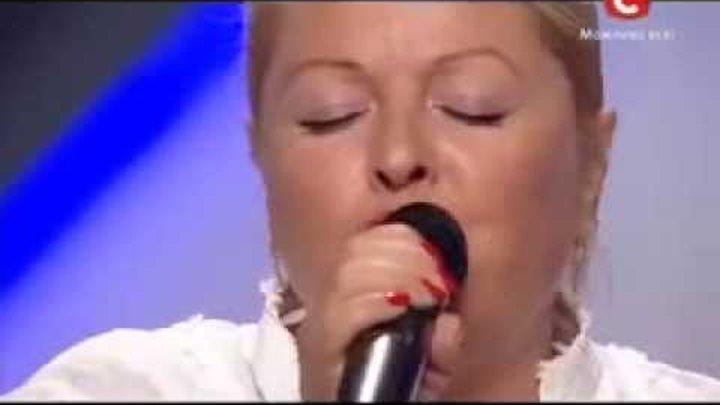 Х Фактор 4 сезон Татьяна Прилепская Кастинг в Одессе 31 08 13