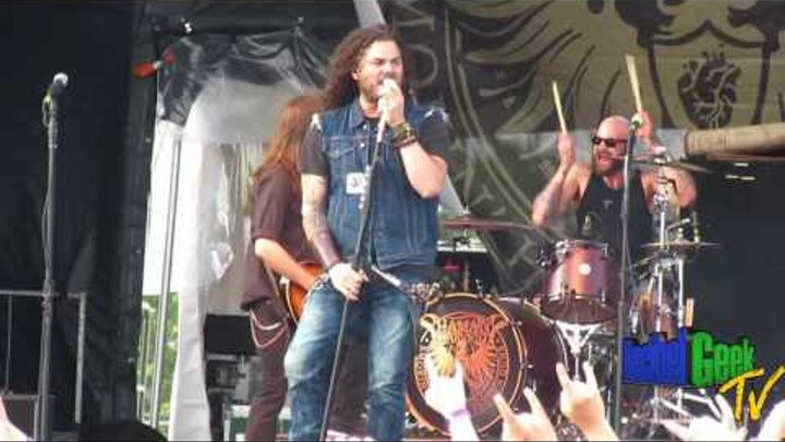 Shaman's Harvest - Blood In The Water: Live at Rocklahoma 2016