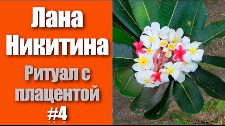 Ритуал с плацентой #4. Лана Никитина в Реалити шоу Беременные (2016) 2 Сезон
