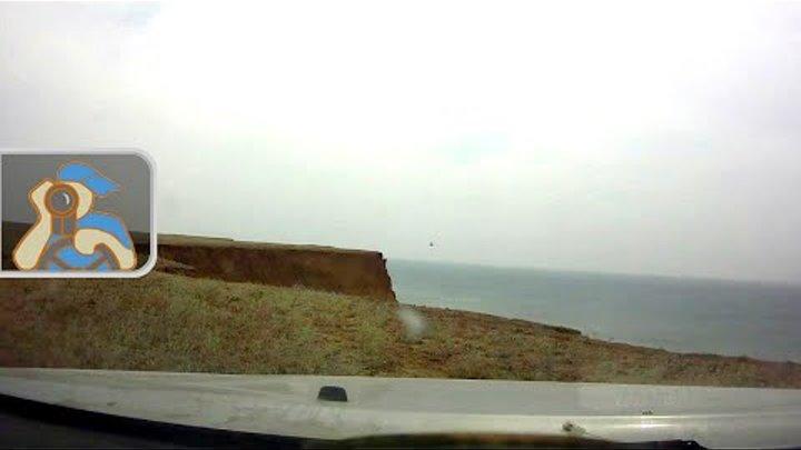 Крым. Трасса М17. Феодосия - Песчаная Балка
