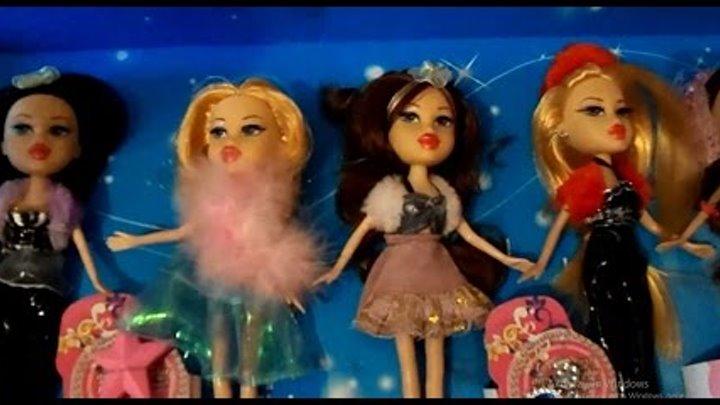 """Куклы Братц - Dolls Bratz """"Игрушки для детей"""""""