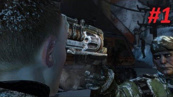 Dead Space 3 #1 TREZIREA BRUSCĂ, APARTAMENTUL LUI AIZEC [MD]