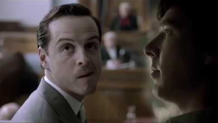 Шерлок 2 сезон 3 серия в суде
