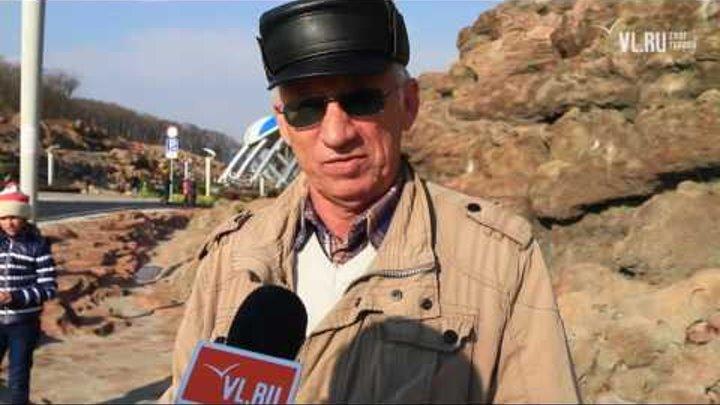 VL ru Билеты в Океанариум можно приобрести на Русском острове